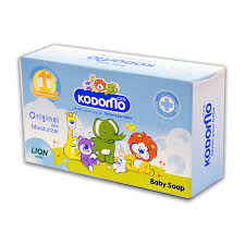 Kodomo Baby Soap Original 75gm blue