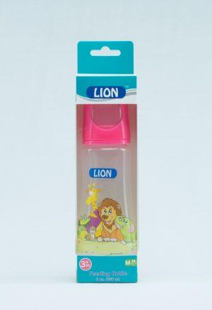 LION STANDARD FEEDER 8 OZ 250 ML (BPA FREE) 1 PC BOX