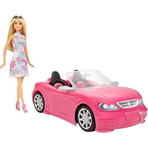 BARBIE Barbie® Doll & Vehicle-FPR57