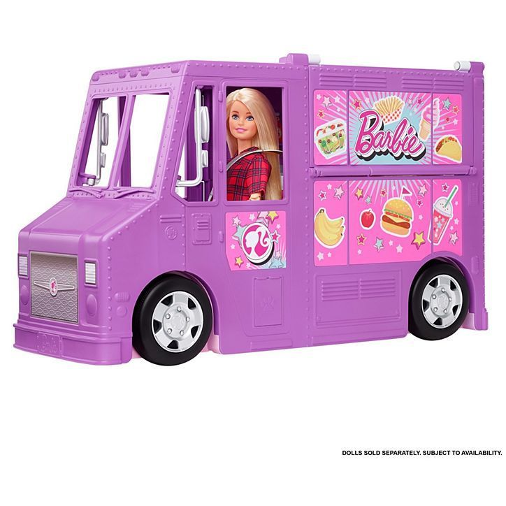 BARBIE Food Truck-GMW07