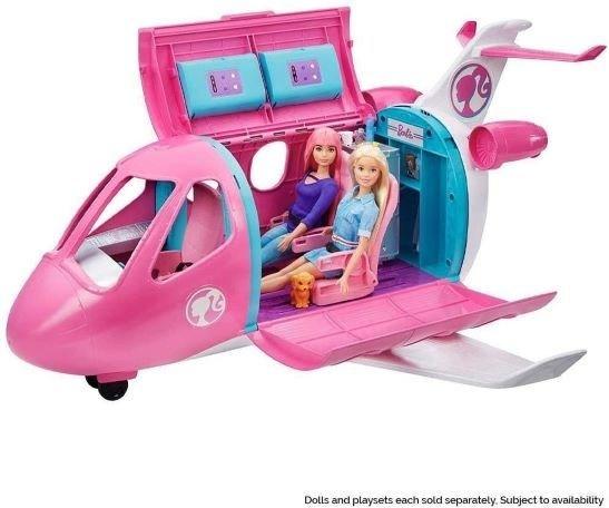 BARBIE Dream Plane + Pilot-GJB33