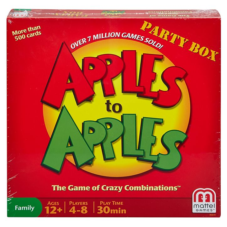 MATTEL GAME A2A PARTY IN A BOX-BGG15