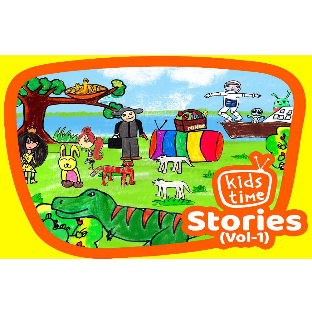 Kids Time Stories Vol-1
