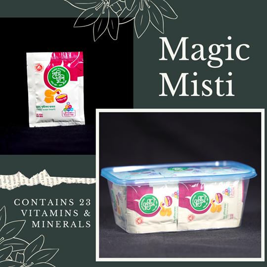Hashi Khushi Magic Misty