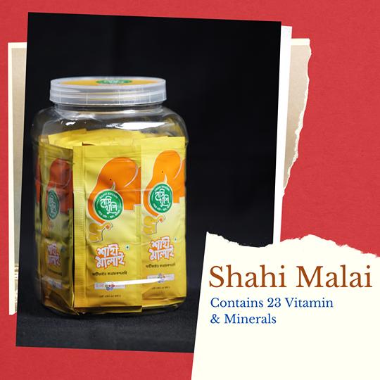 Hashi Khushi Shahi Malai Snacks