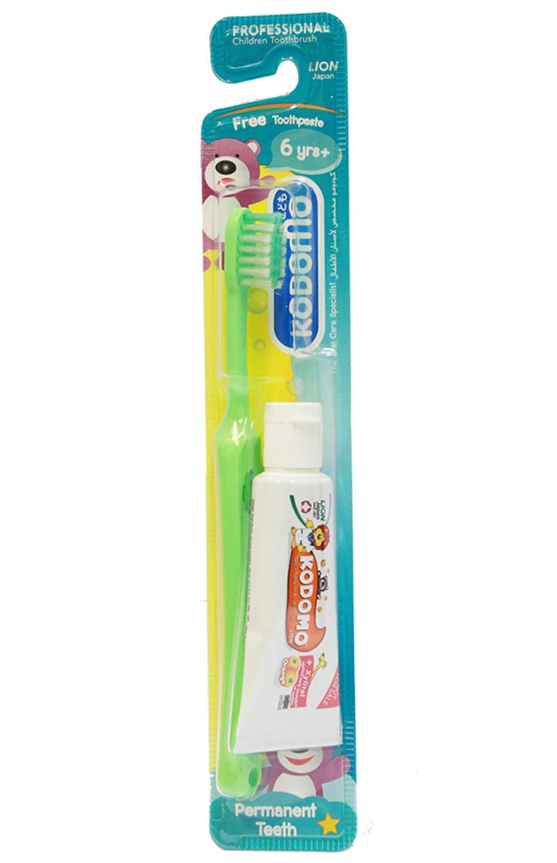 Kodomo Dental Kids Set (6+ Years)