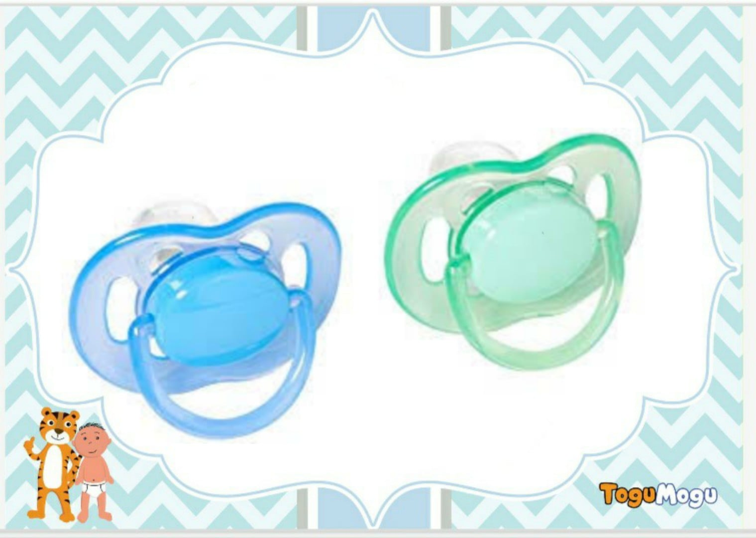 Avent Orthodontic Pacifier (6m - 18 m)