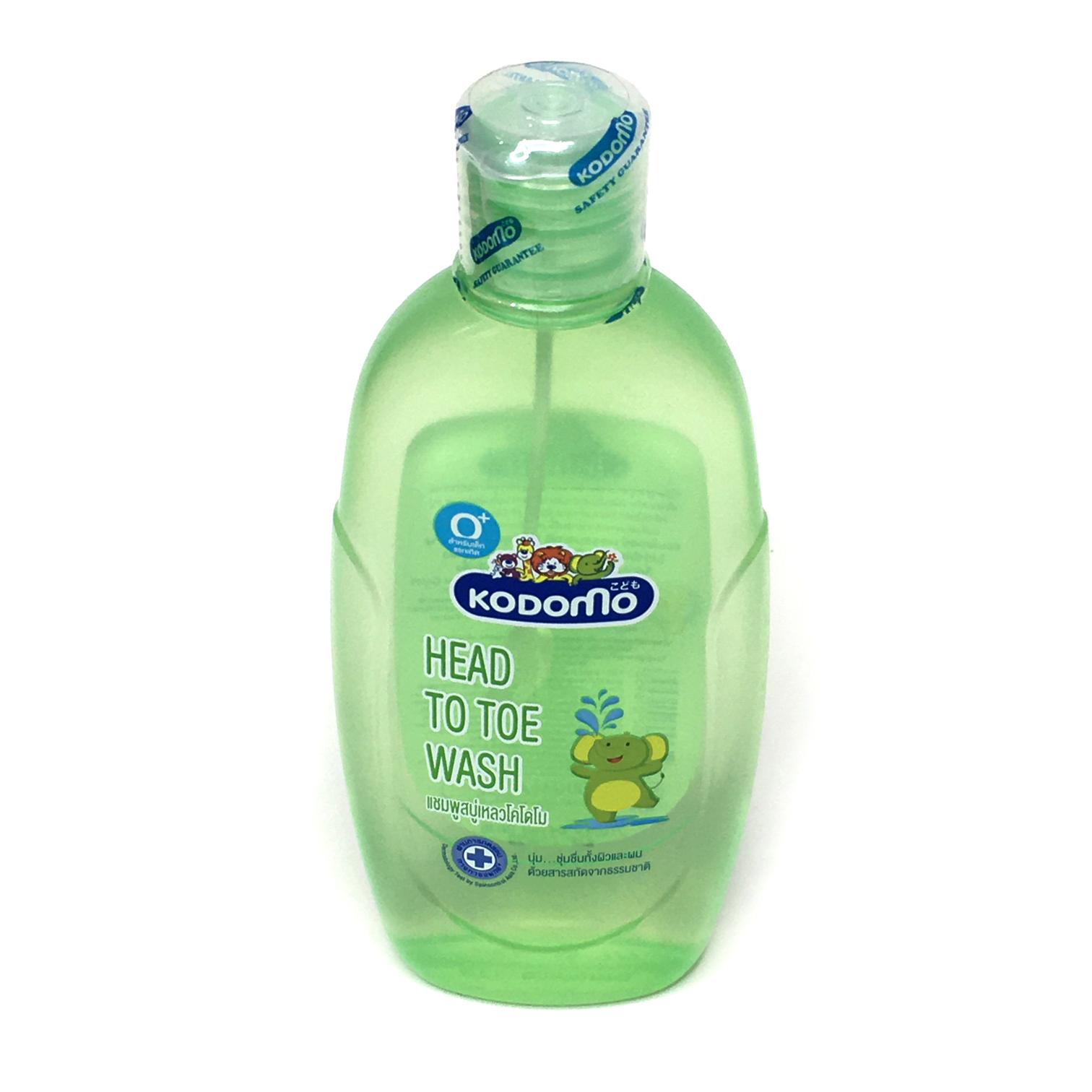 Kodomo Hair & Body wash(100ml)