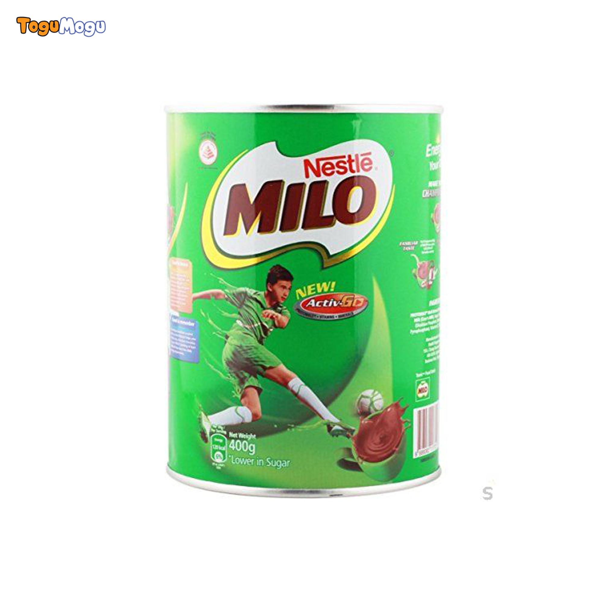 MILO ACTIV-GO 24x400g Tin