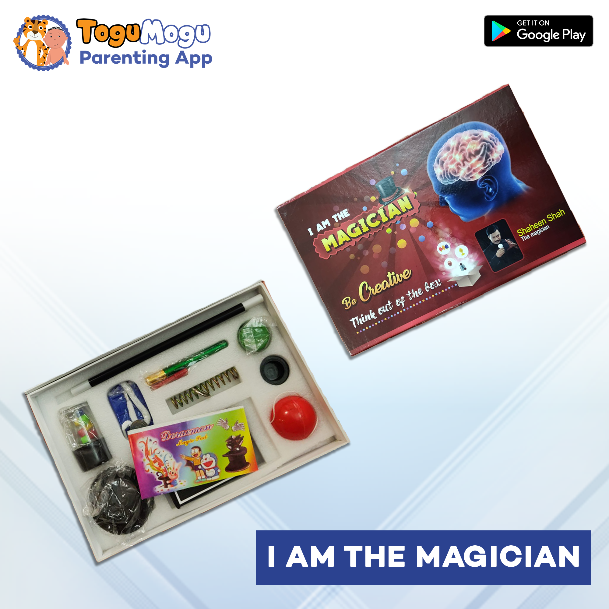 I Am The Magician Package