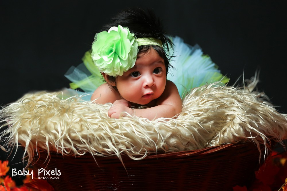 Baby Photography- Tiny Package