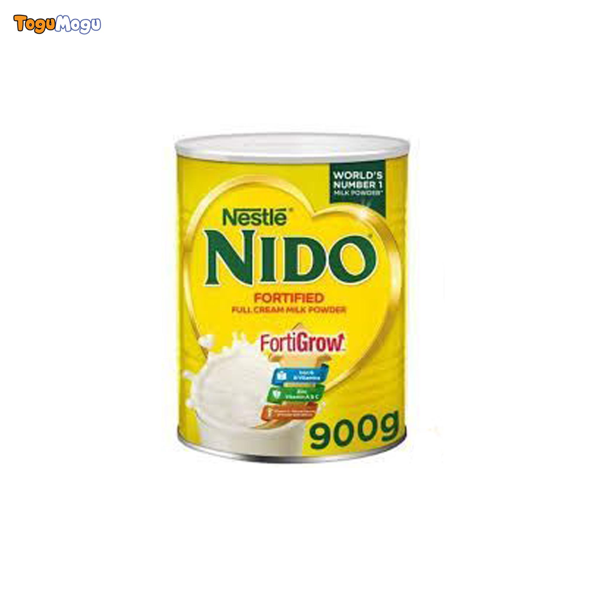 NIDO Fortigrow Tin 900g