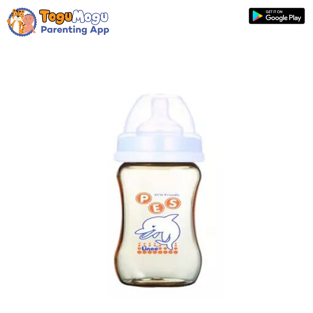 Linco Standard Feeding Bottle 4 oz