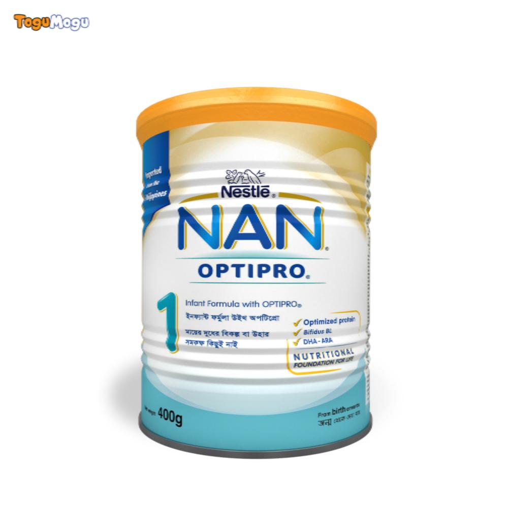 NAN OPTIPRO 1 NWB023-1 Tin 400 gm