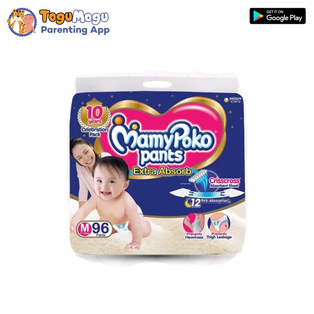 MamyPoko Pants M-96 Pcs (7-12kg)