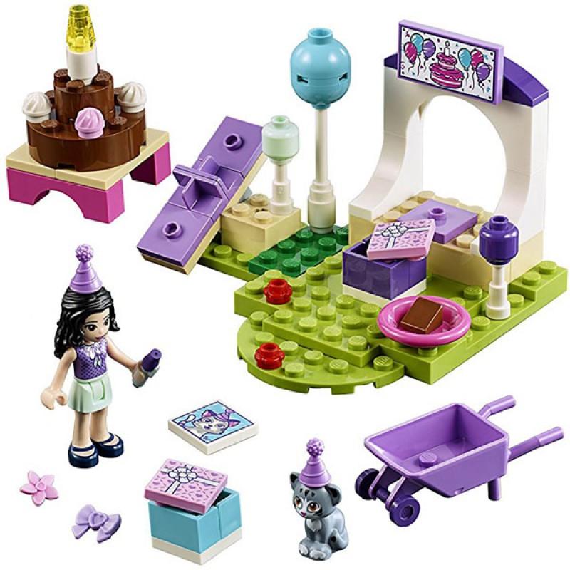 LEGO 10748 Emma's Pet Party