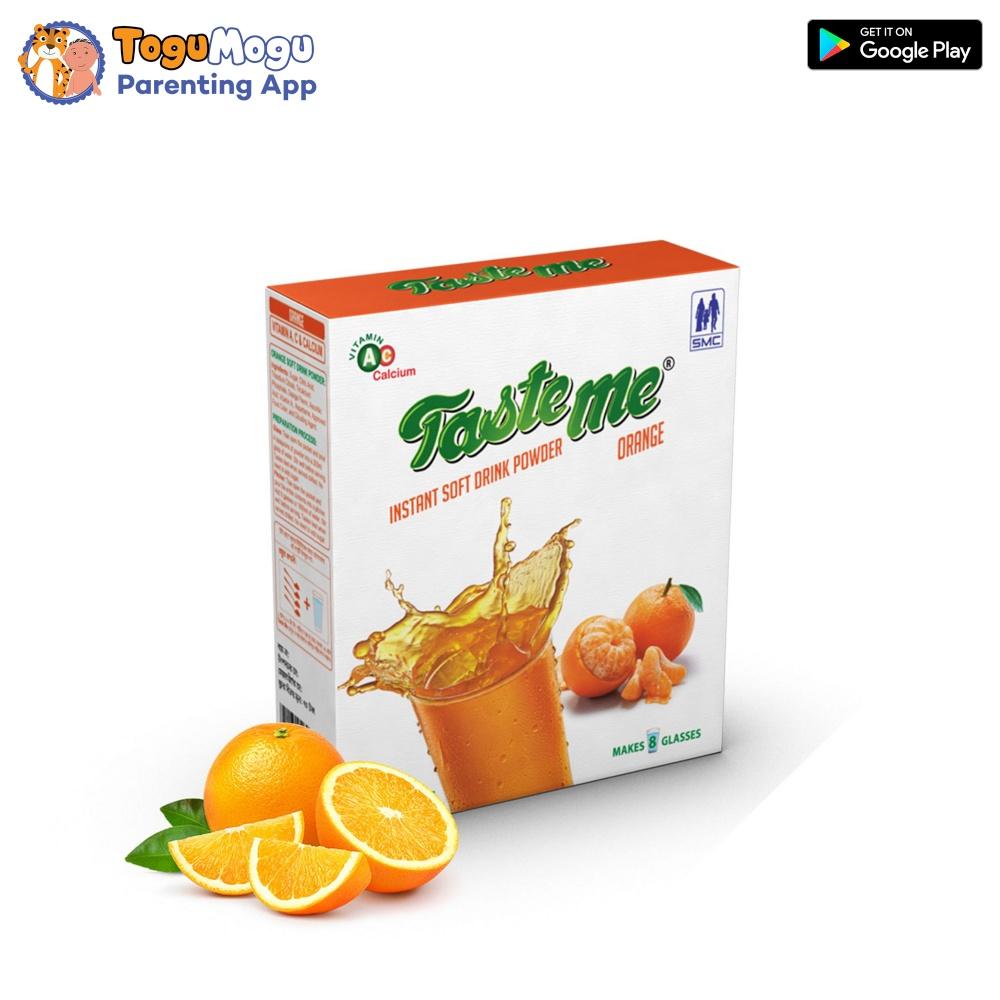 SMC Taste Me Orange Box 200 gm