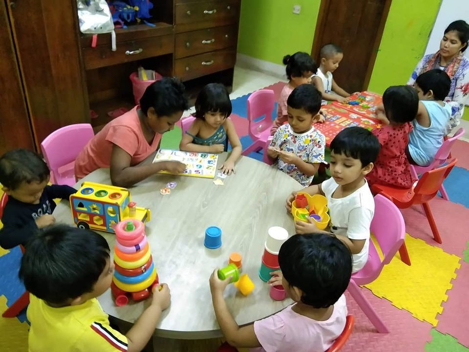 The Little Ducklings - Daycare, Preschool and Playzone