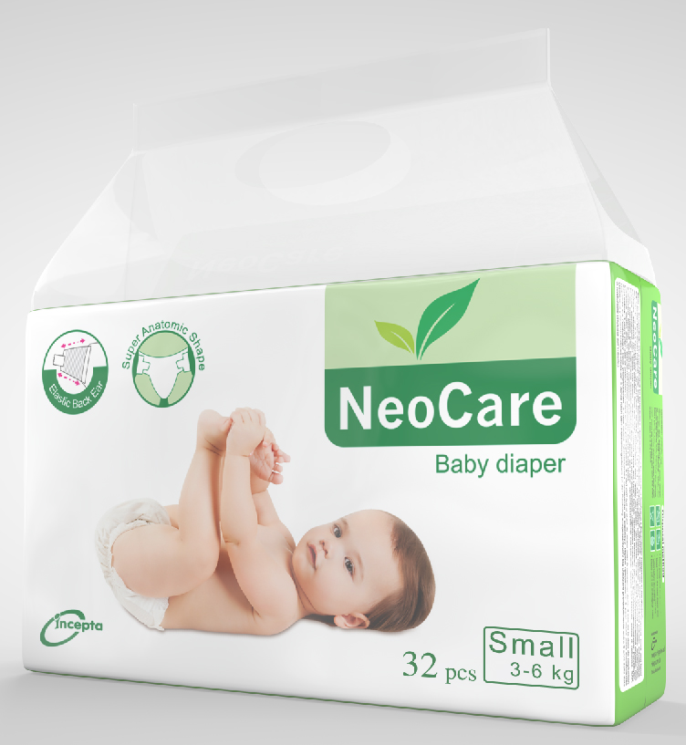Neocare Small Belt 3-6 Kg 32 pcs