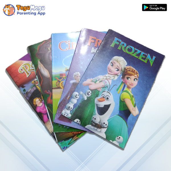 Disney Stories - English