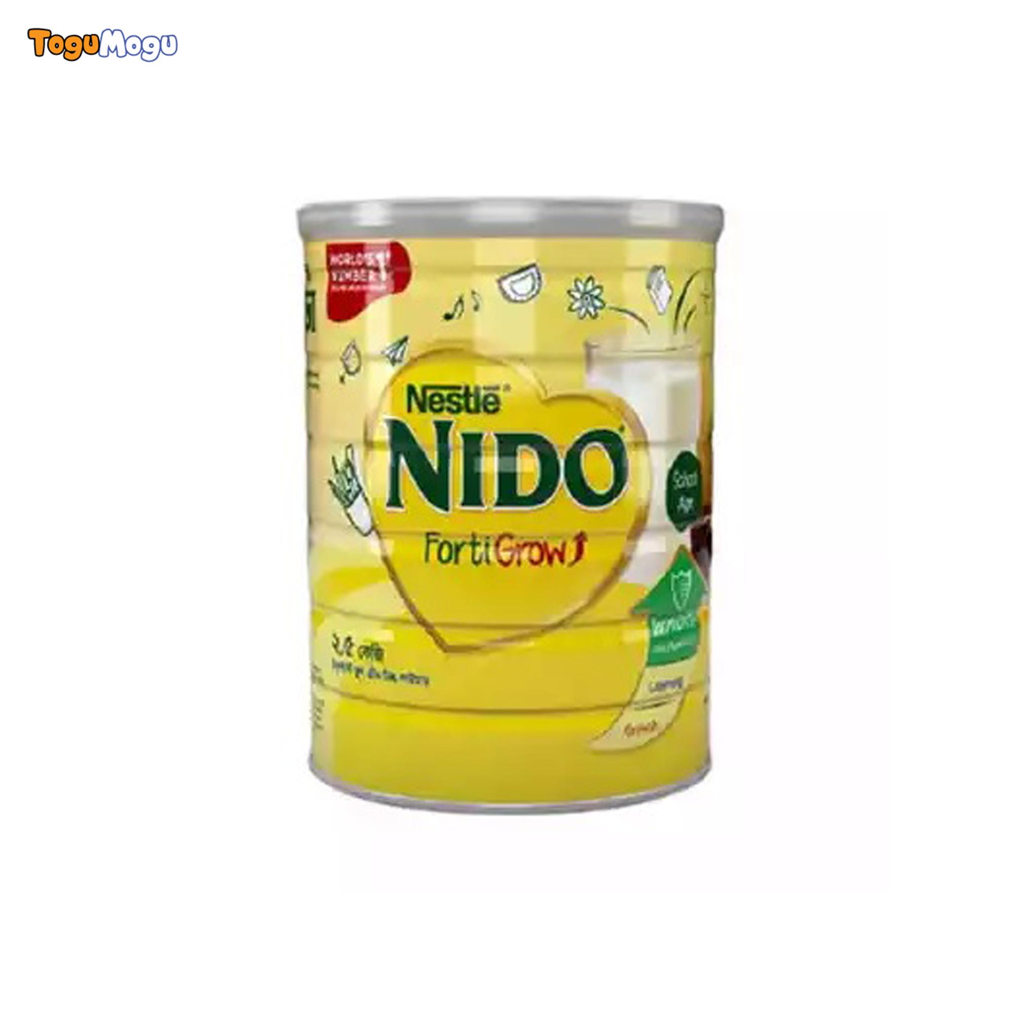 NIDO Fortigrow Tin 2.5kg