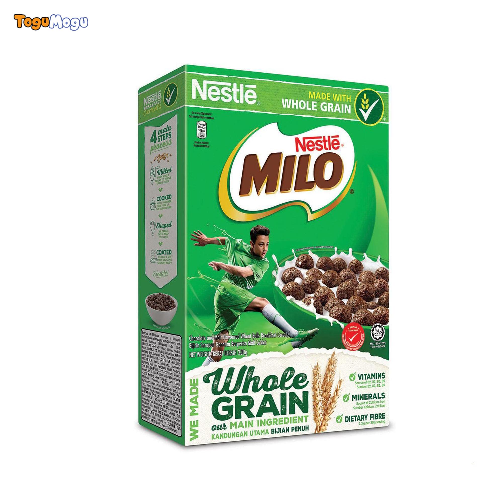 MILO Cereal BIB 330g