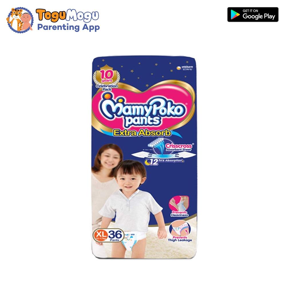 MamyPoko Pants XL-36 Pcs(12-17kg)
