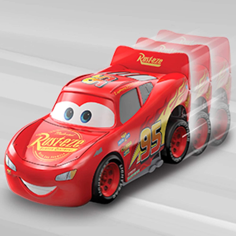 CARS Turbo Lightning McQueen-GJW58