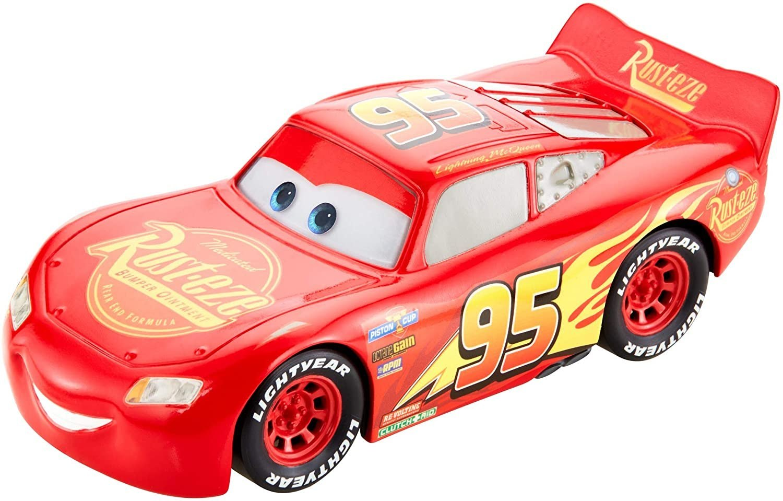 Cars Racetrack Talkers Vehicle Asst-FYP08