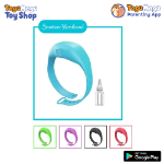 ABC Sanitizer Wristband Unisex Multicolor