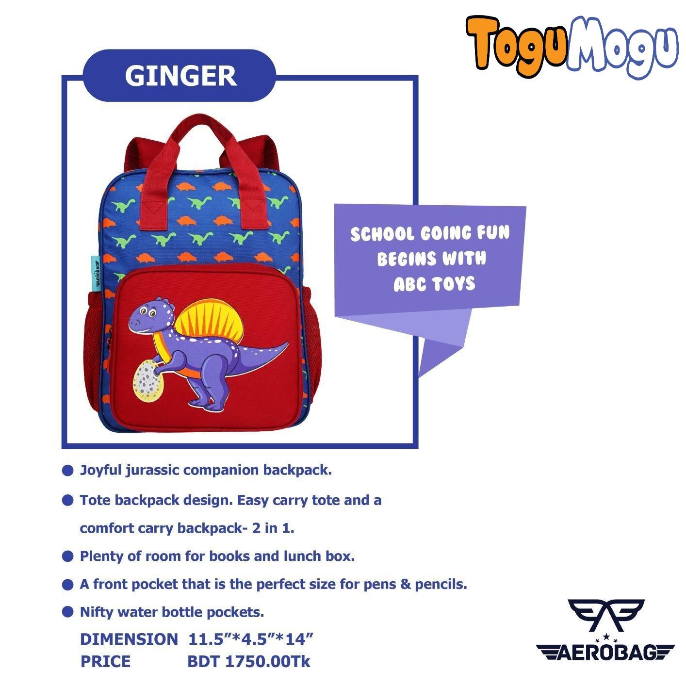 AEROBAG AER013 Ginger T-Rex