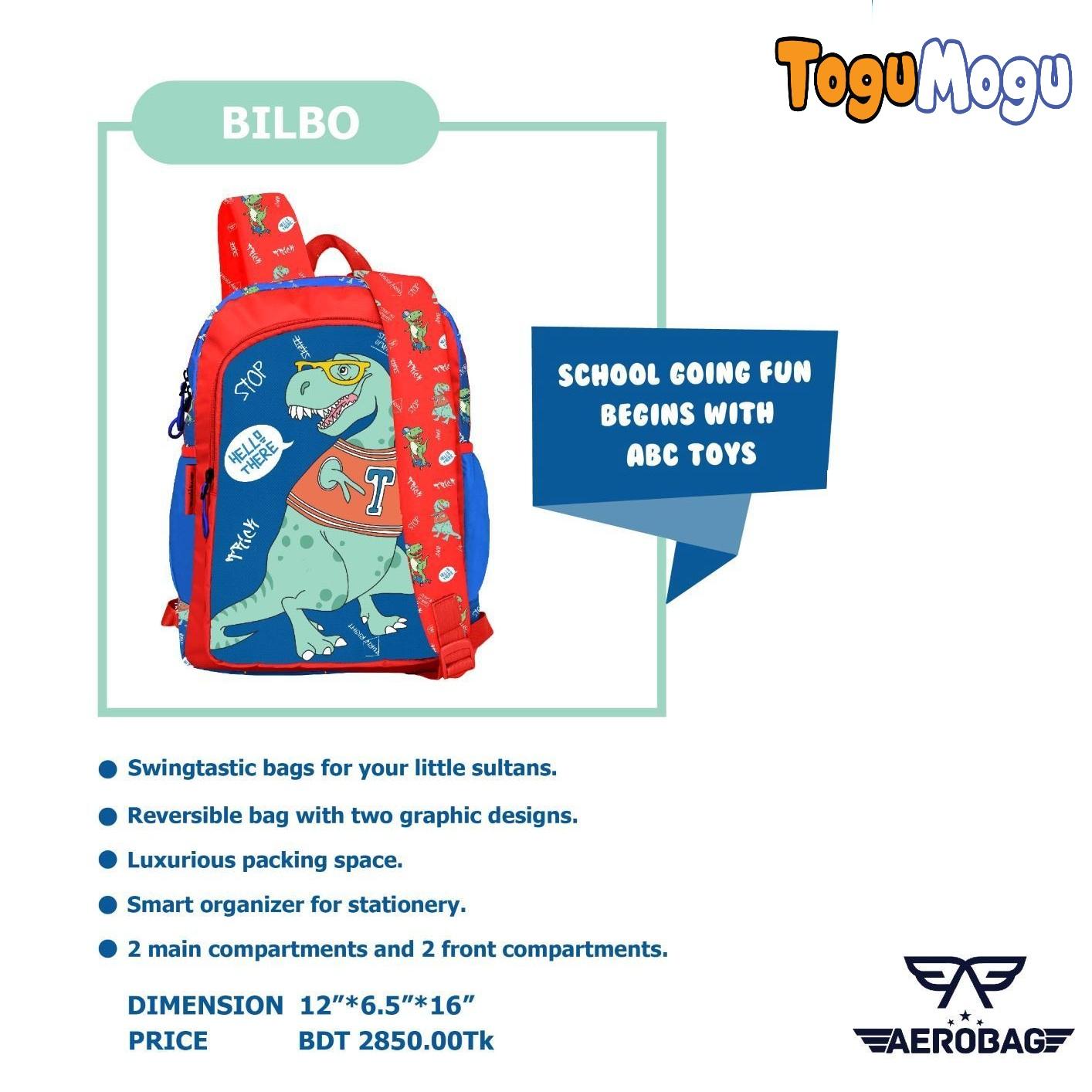 AEROBAG AER027 Bilbo Dino