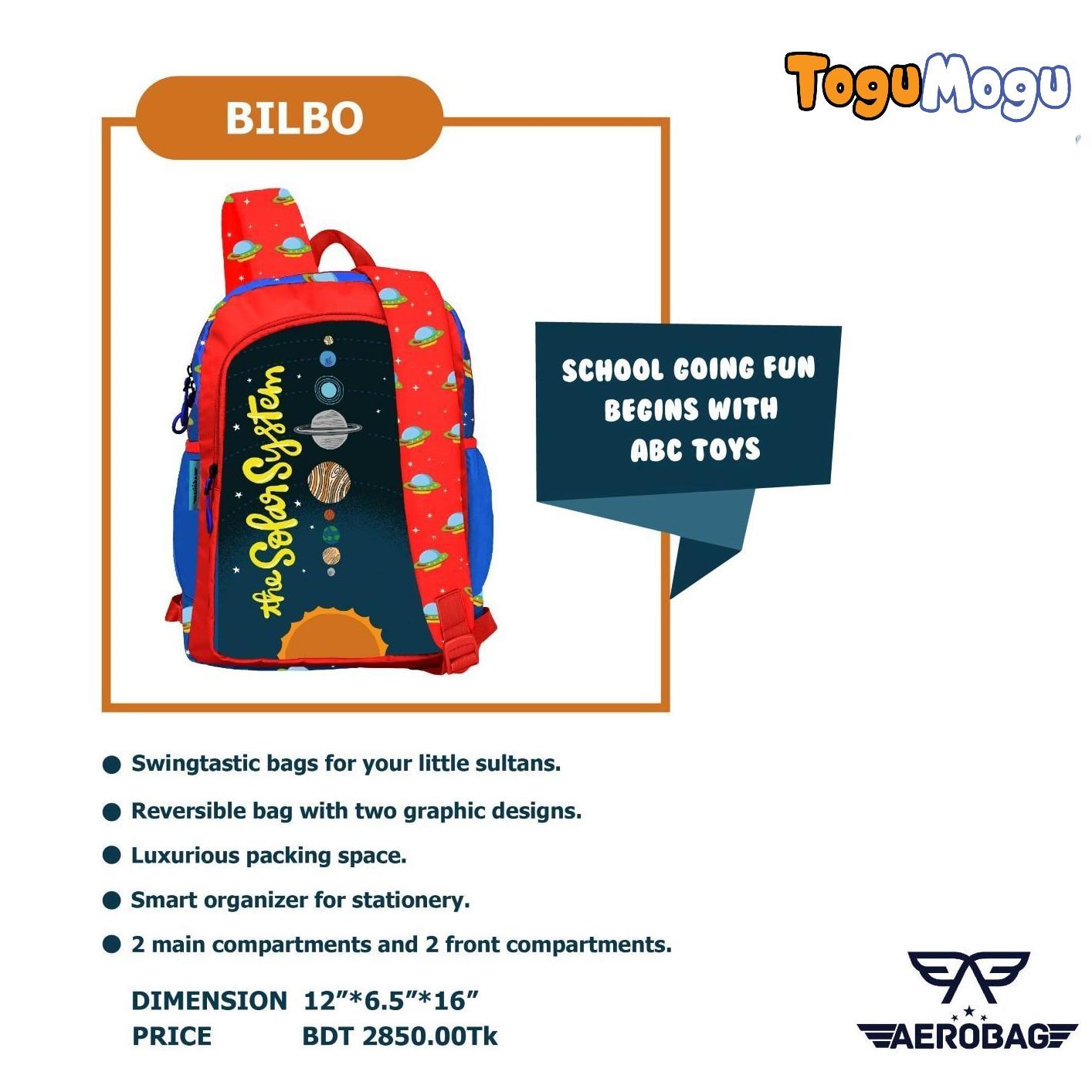 AEROBAG AER029 Bilbo Sport