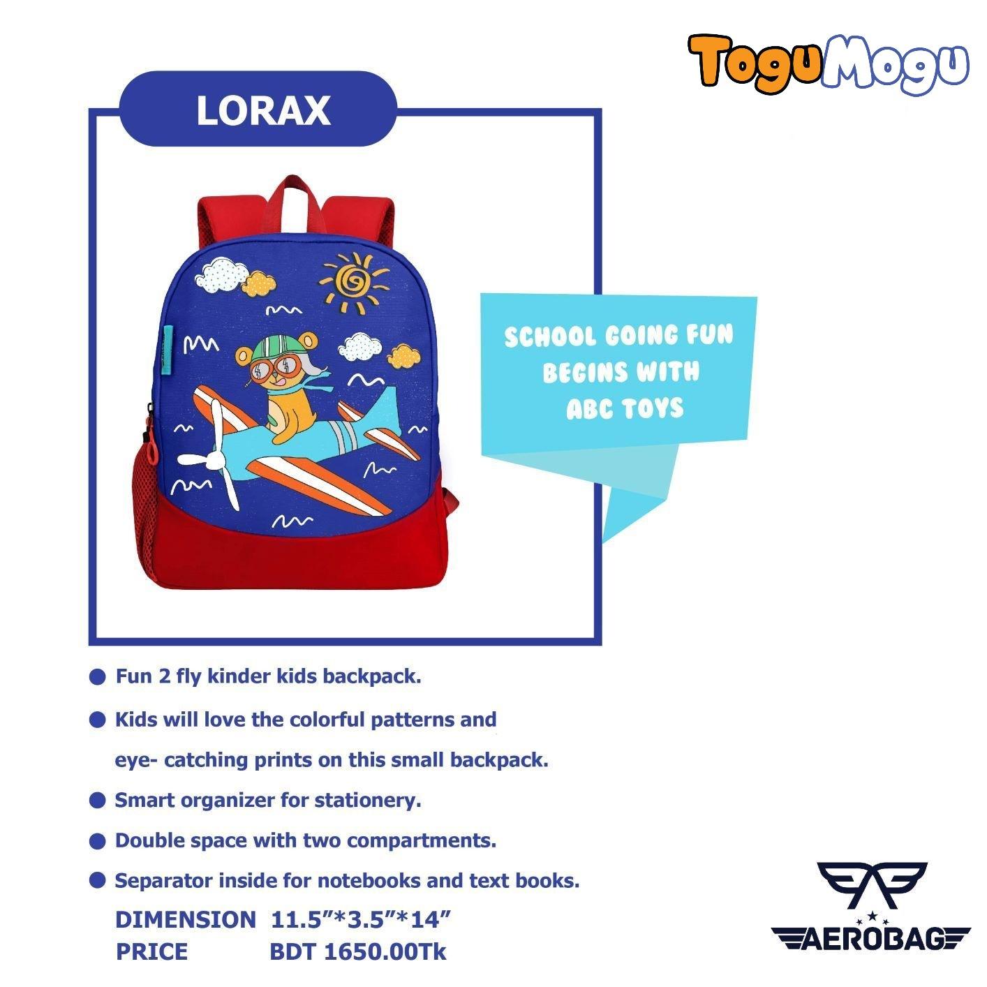AEROBAG AER010 Lorax Aircraft