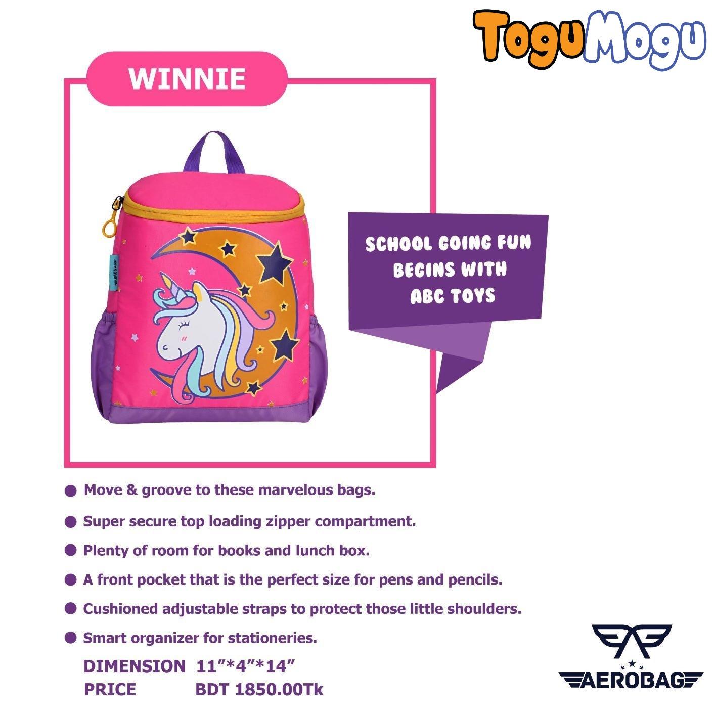 AEROBAG AER015 Winnie Unicorn