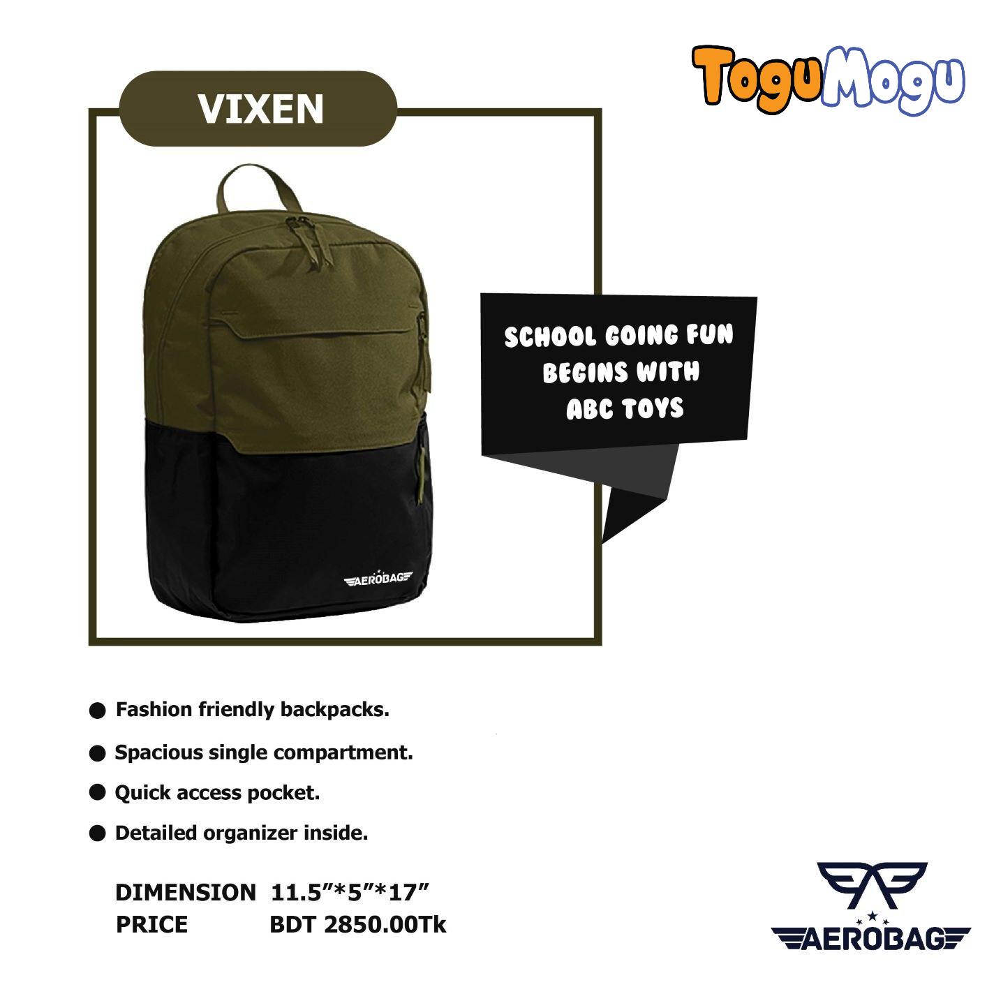 AEROBAG AER080 Vixen Green
