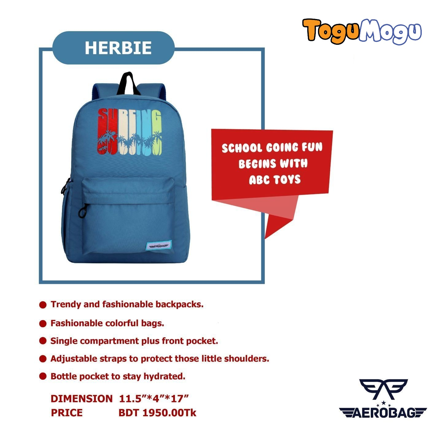 AEROBAG AER046 Herbie Surfing