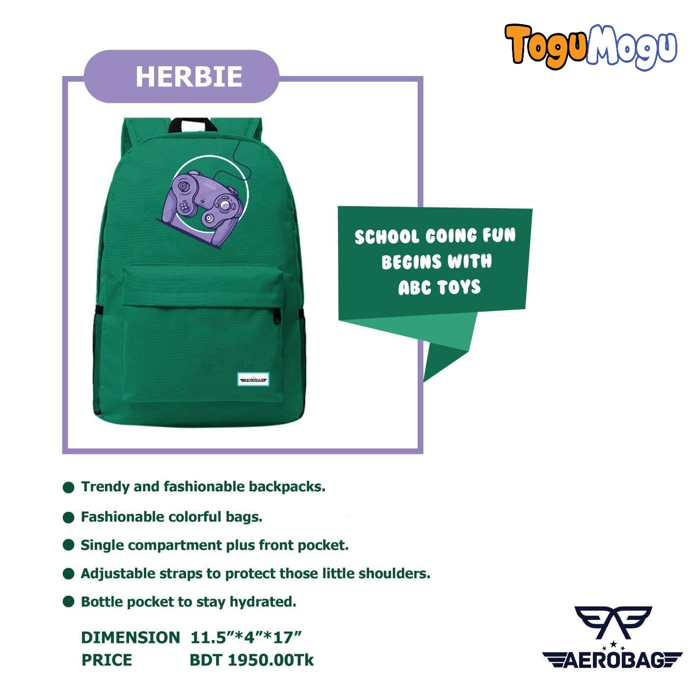 AEROBAG AER051 Herbie Gaming