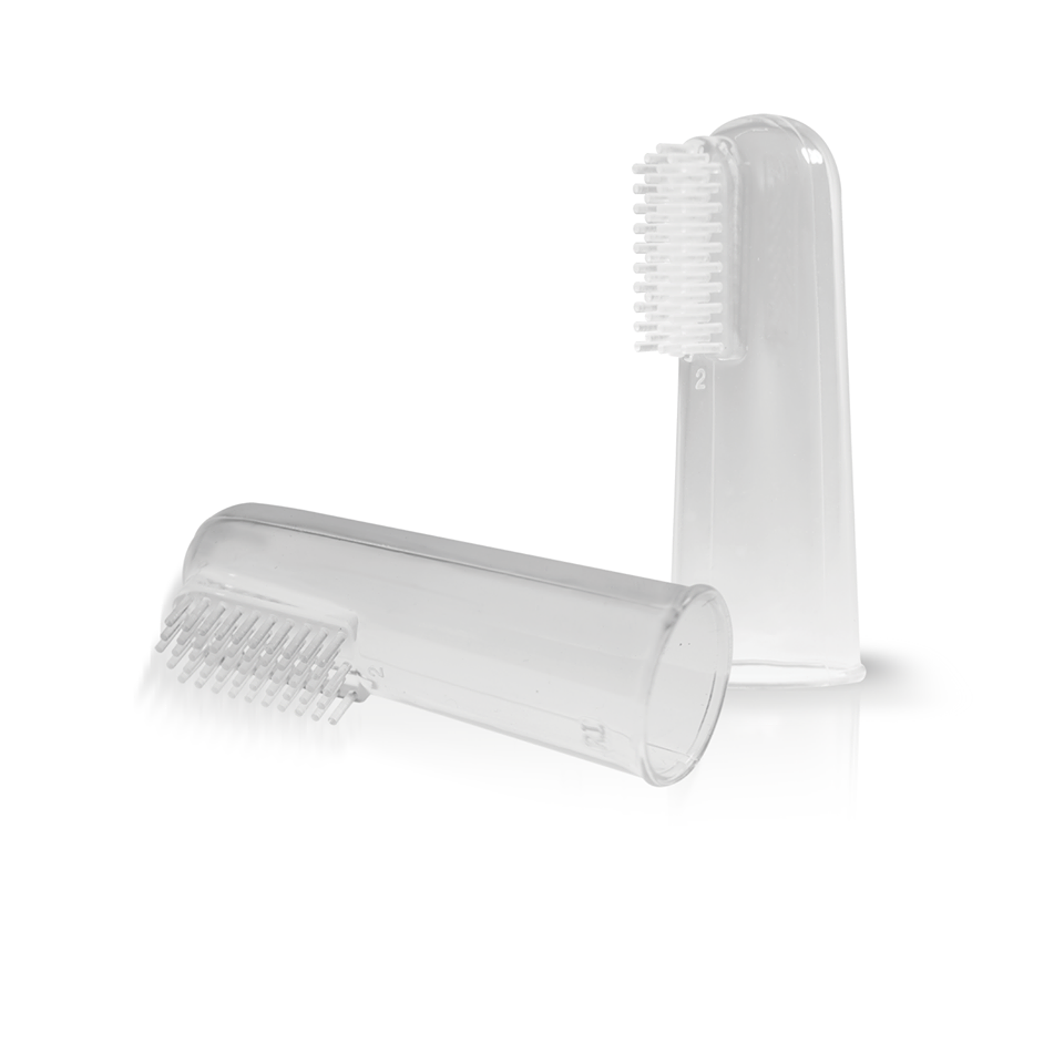 Pur Silicone Tooth Brush – (6504)