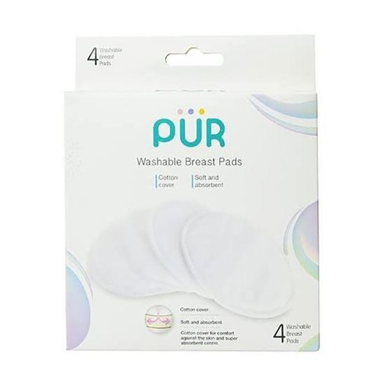 Pur Washable Breast Pads – (9833)