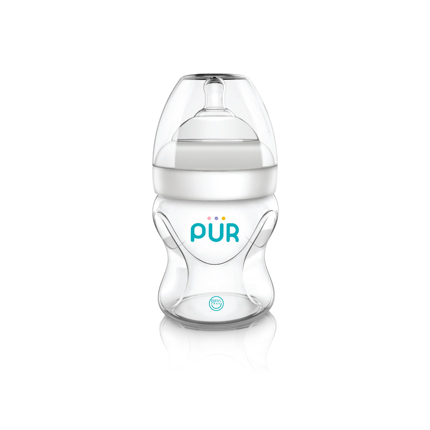 Pur Advanced Plus Wide Neck Bottle 5 oz./150 ml. (9811)