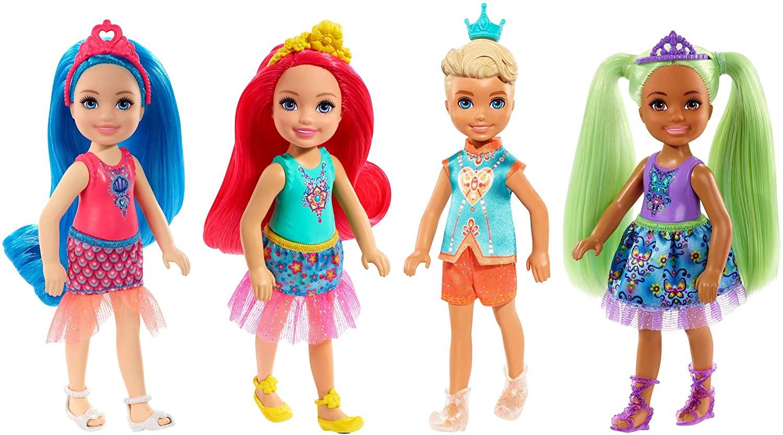 Barbie Dreamtopia Chelsea Sprite Doll