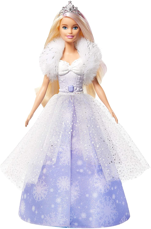 Barbie GKH26 Dreamtopia Fashion Reveal Princess