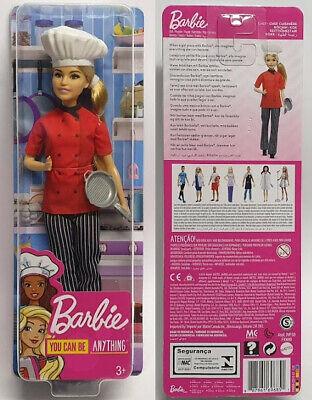 Barbie FXN99 Chef Doll