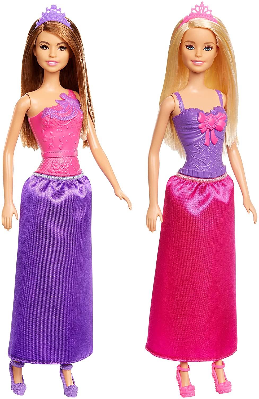 Barbie DMM06 Princess Asst.