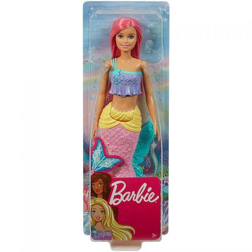 Barbie GGC09 Dreamtopia Mermaid Doll Pink