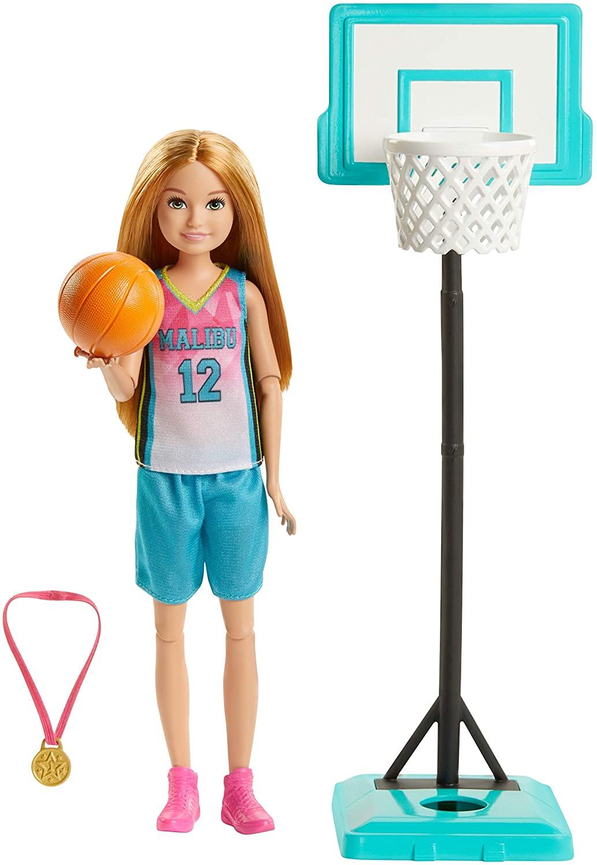 Barbie GHK35 Stacie Basketball Doll