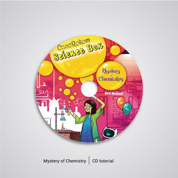 BigganBaksho Mystery of Chemistry