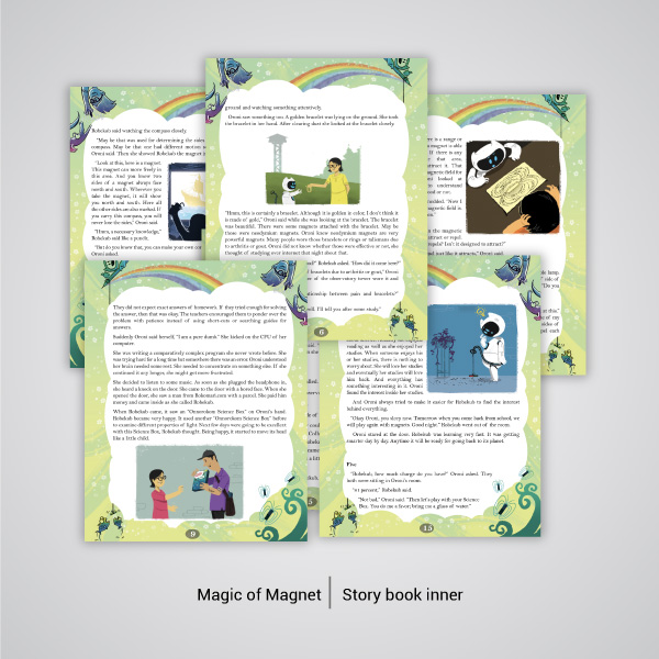 BigganBaksho Magic of Magnet
