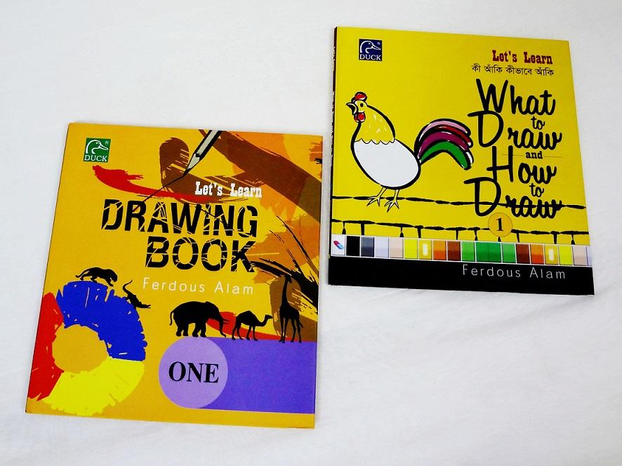 Children Drawing Set-Duck